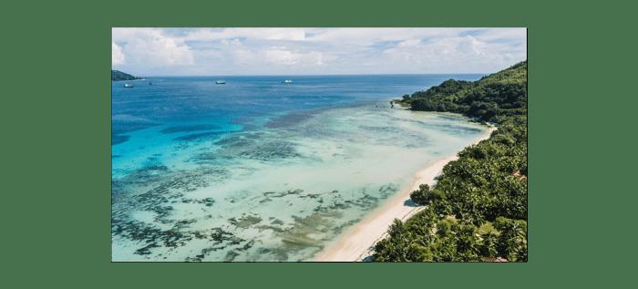 plage paradisiaque club med seychelles
