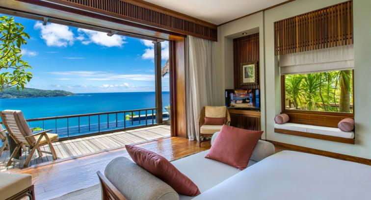 Maia Luxury Resort & Spa aux Seychelles