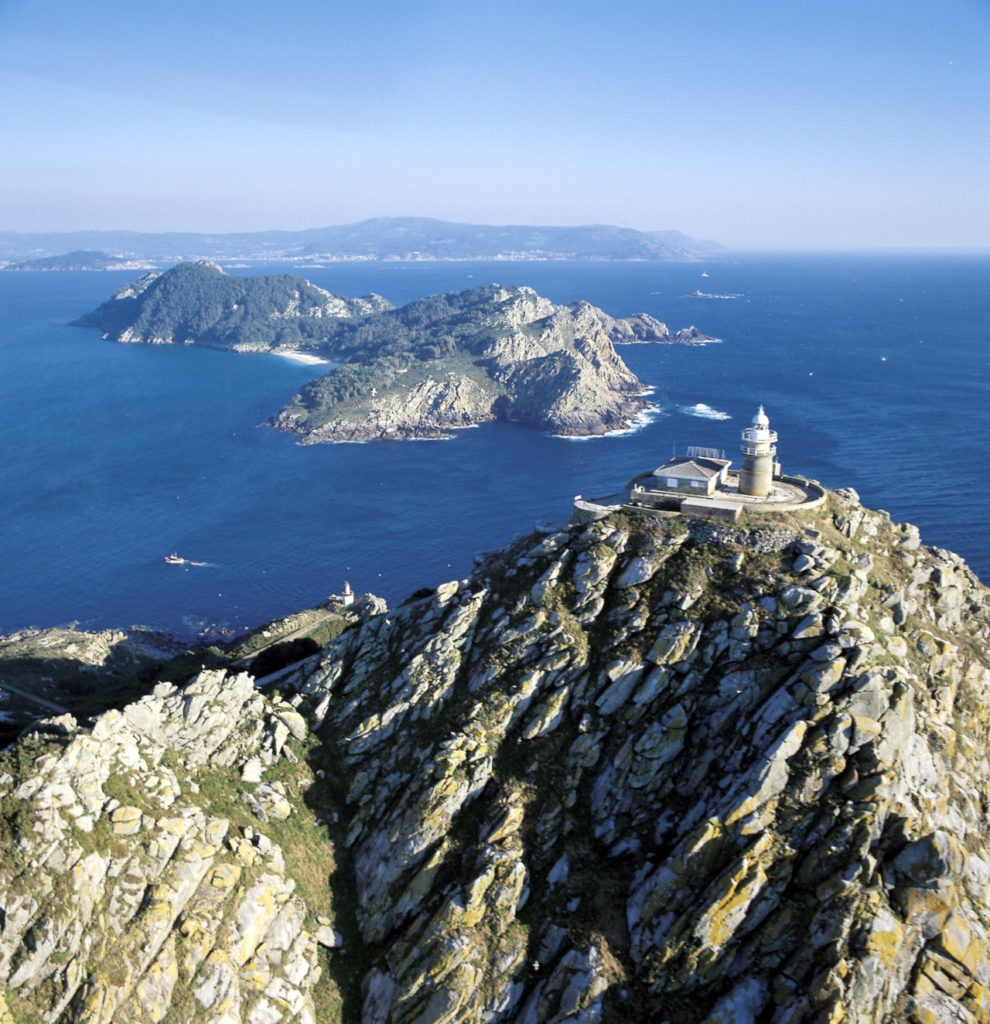Phare des Îles Cies par TURGALICIA