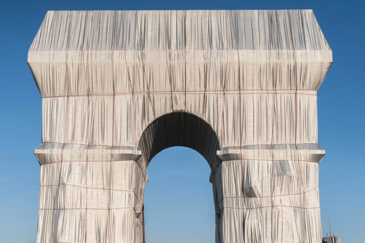 L'oeuvre artistique de Christo et de Jean-Pierre fait réagir