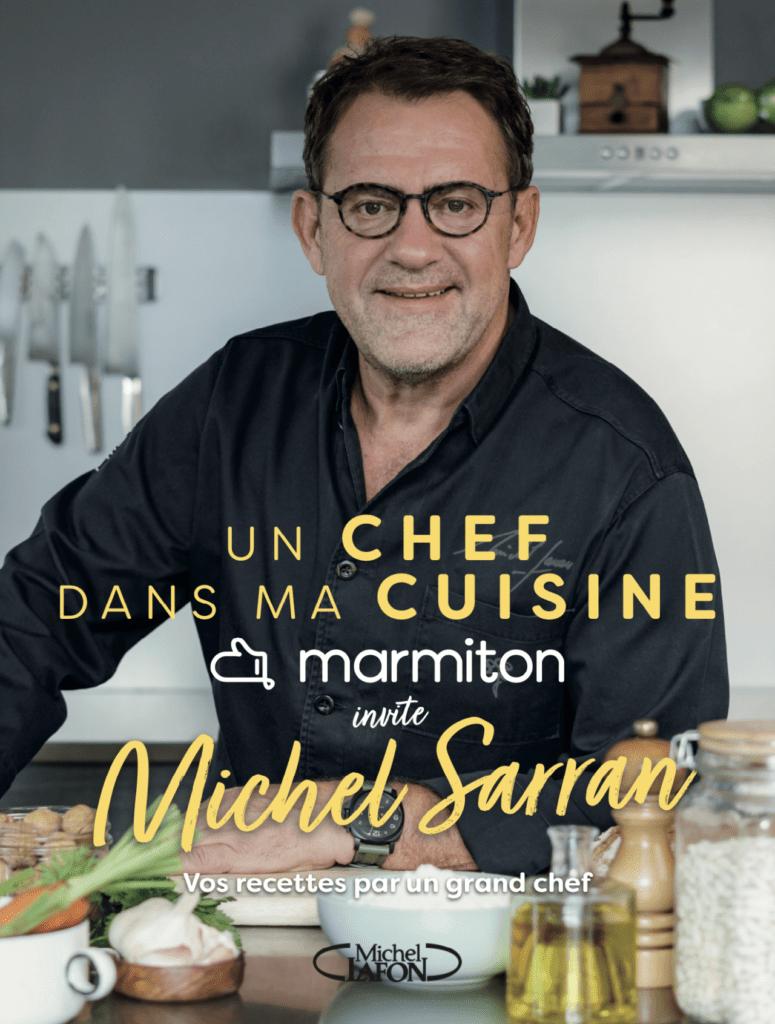 Michel Sarran s'invite dans la cuisine du Marmiton