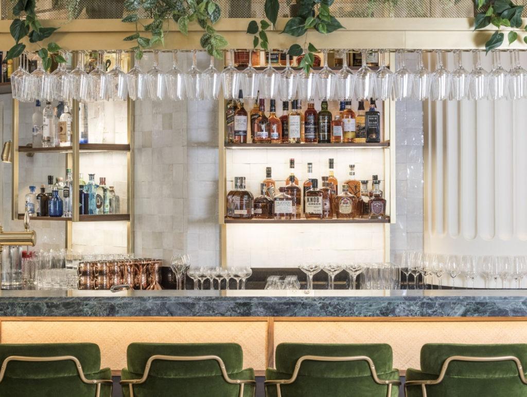 Le bar restaurant