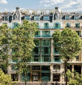 L'hôtel Kimpton Saint Honoré à Paris