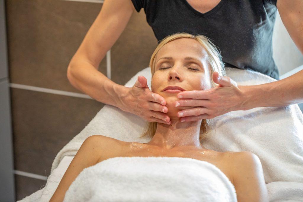 Le soin deep tissus permet une réelle relaxation