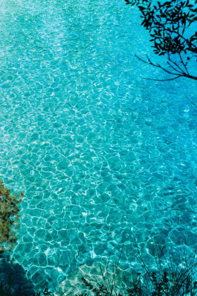 Les eaux cristalines de Mallorca