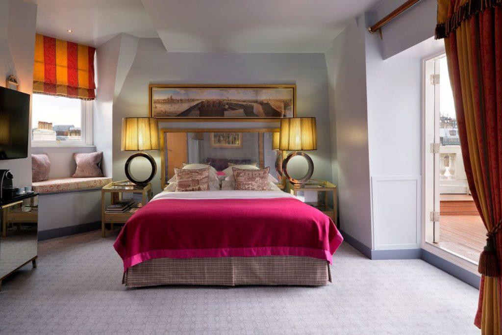 L'hôtel Mandeville à Londres