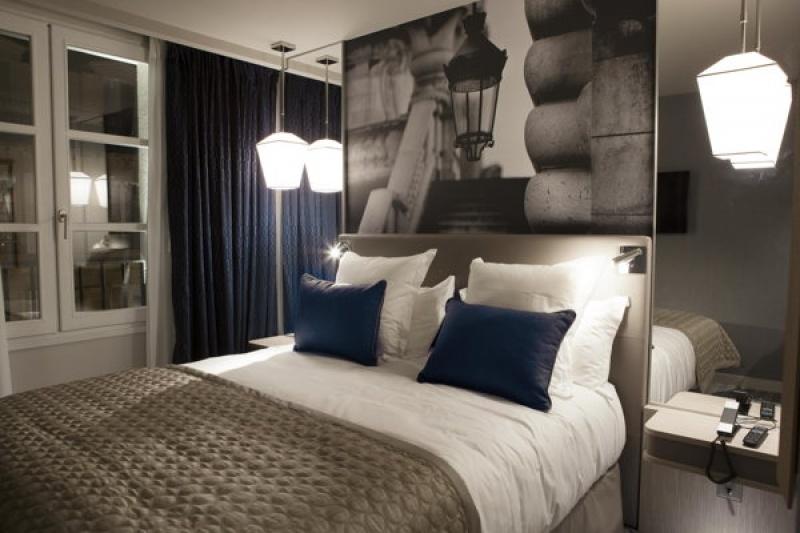 Suite de luxe bleue - Lanterne à Paris
