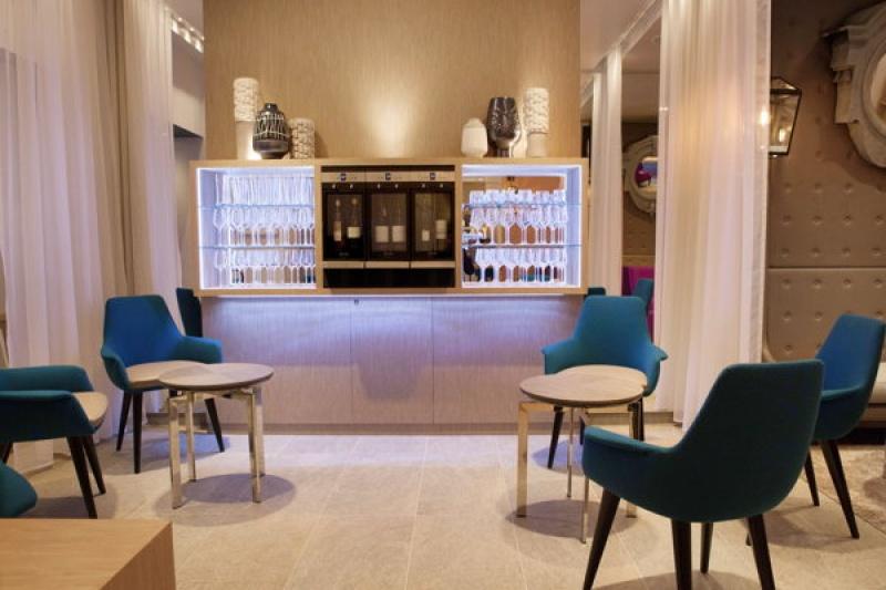 Bar cosy - Lanterne à Paris