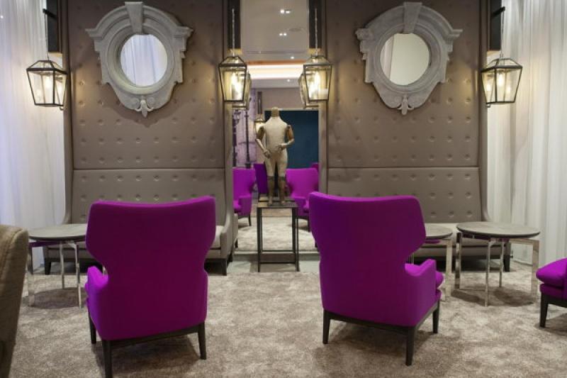 Salon design - Lanterne à Paris
