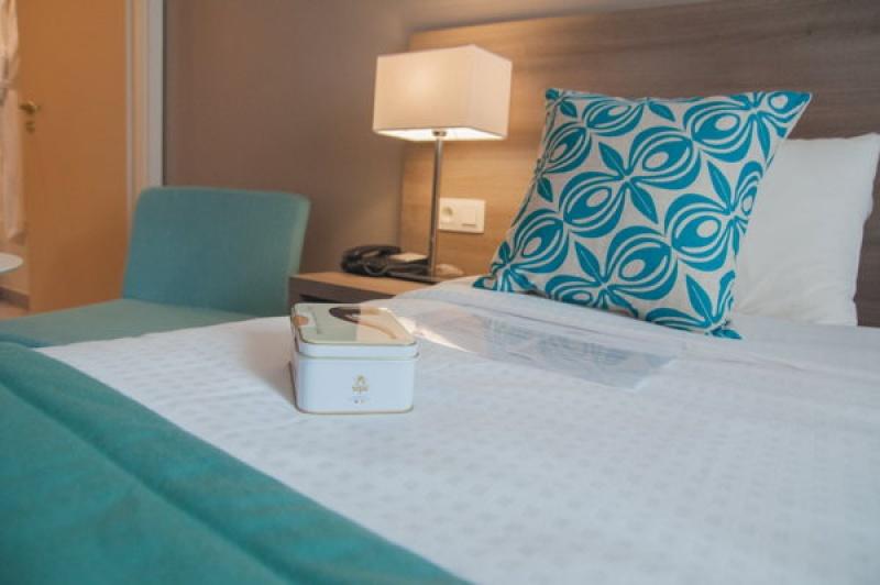 chambre - hôtel Les Citadines