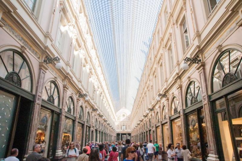 Allées commerciales - Bruxelles