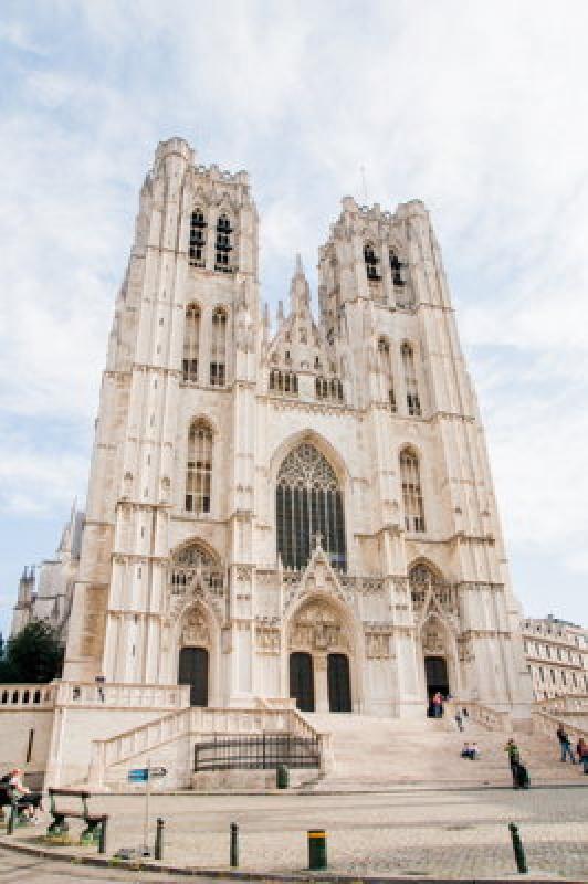 48h à Bruxelles - cathedrale