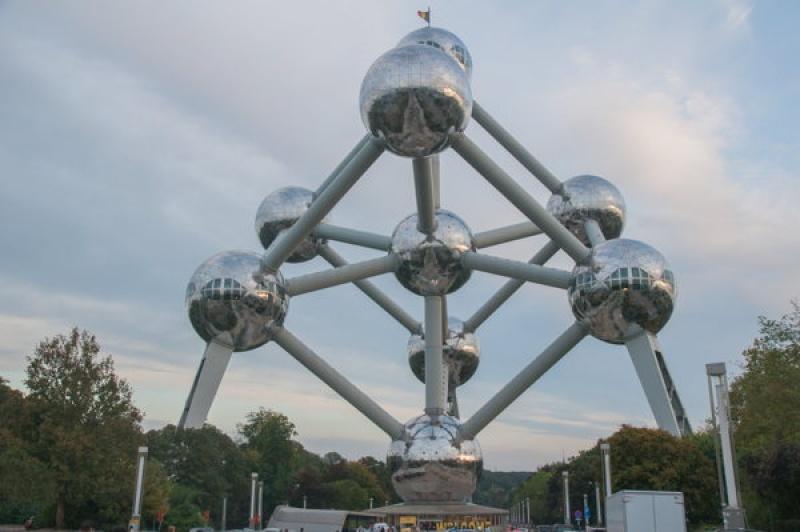 48h à Bruxelles - L'atonium