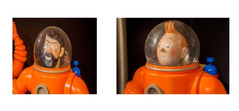48h à Bruxelles - Tintin