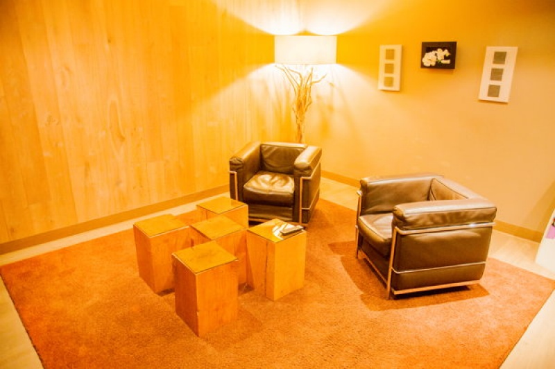 Salon privé - Calluna hôtel