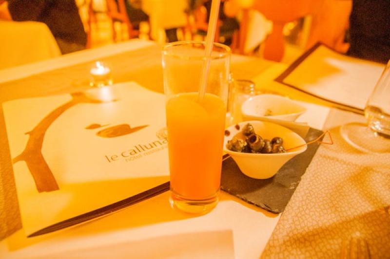 Cocktail - Calluna hôtel