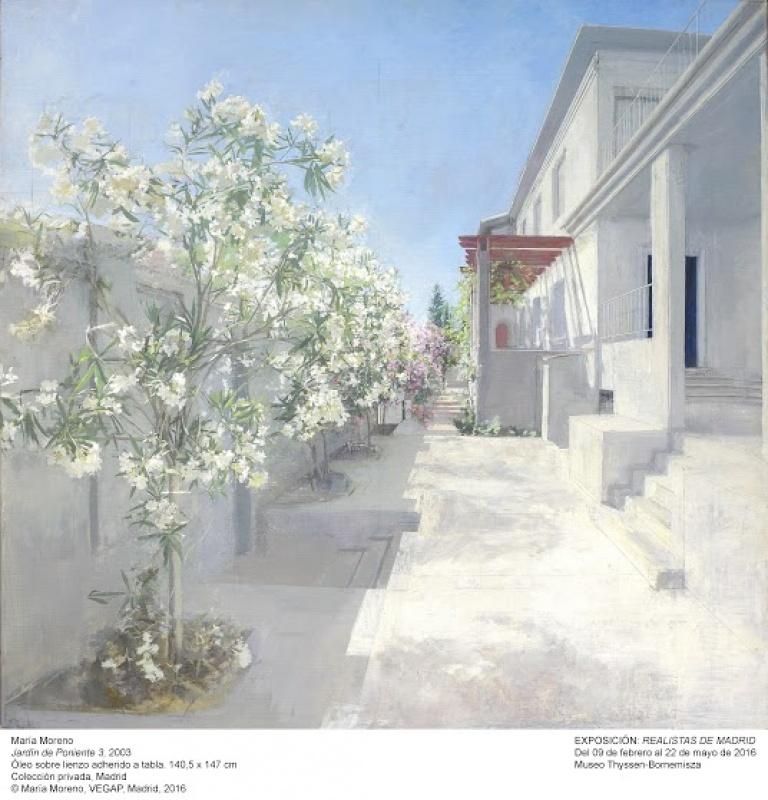 Exposition - peintres réalistes - musée Thyssen-Bornemisza