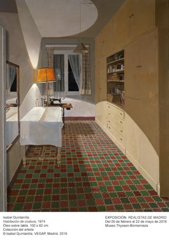 Exposition des peintres réalistes au musée Thyssen-Bornemisza