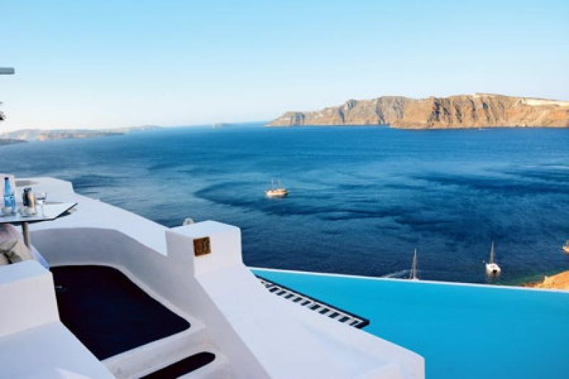 Vue sur la Méditerrannée