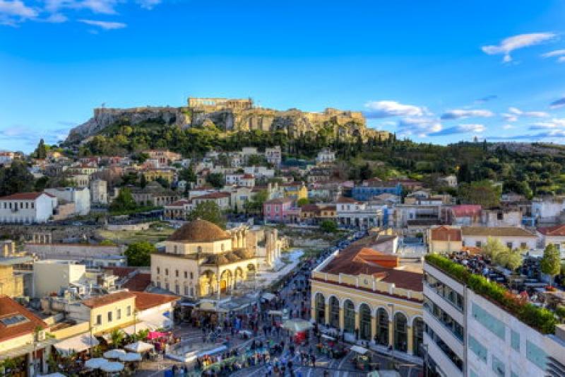 Athènes - Héliades