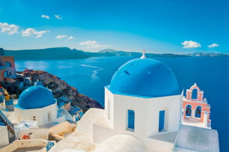 Villa en Grèce avec Héliades