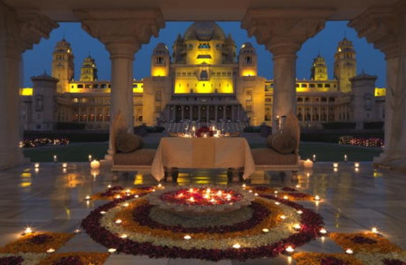 installations - L'Umaid Bhawan Palace - Jodhpur
