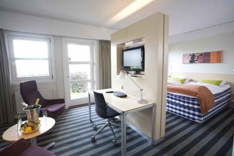 Suite - hôtel Comwell - Finlande
