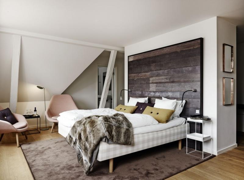 Chambre - hôtel Comwell - Finlande