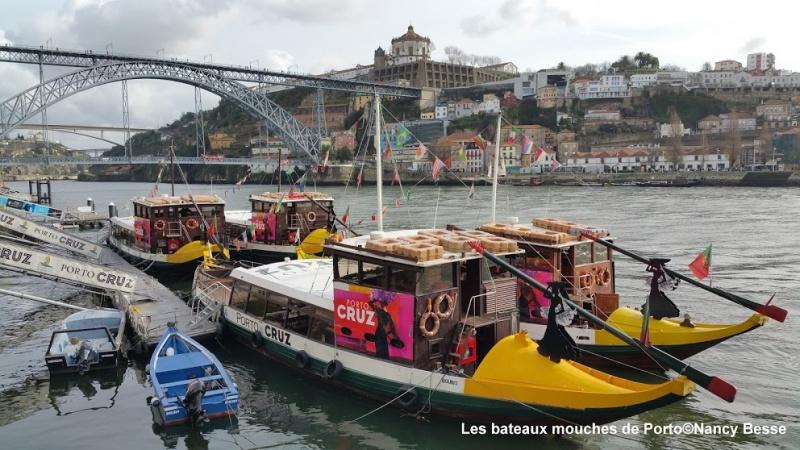 bateaux mouches - Porto