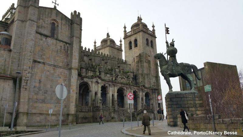 Cathédrale - Porto