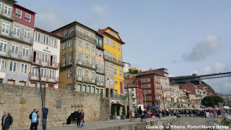 Le long du Douro