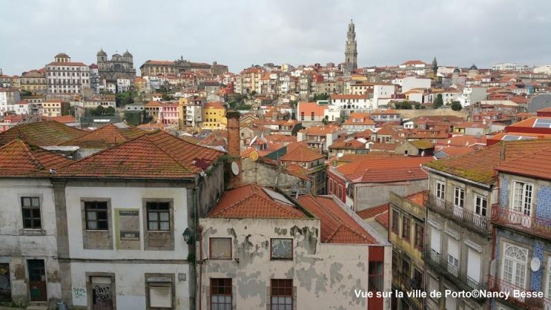 Vue sur les toits - Porto