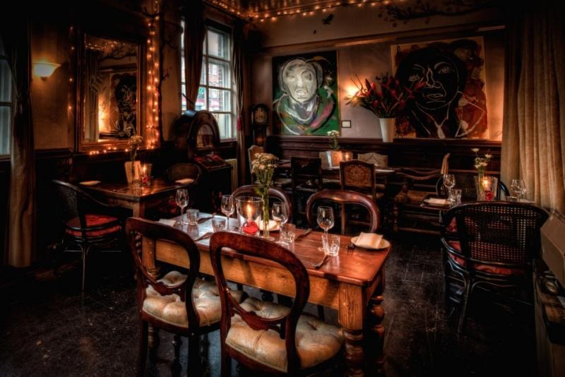 Restaurant - Magic Garden - Londres