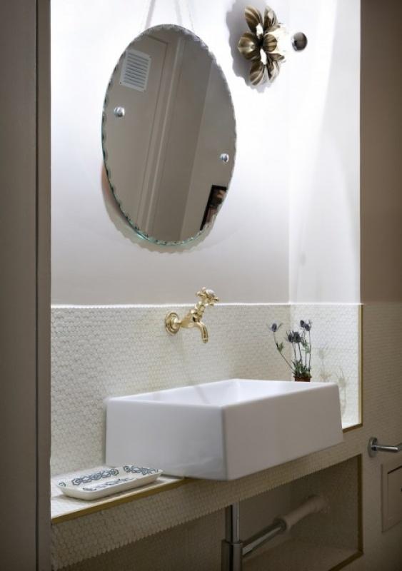 Salle de bain - Hôtel Henriette - Paris