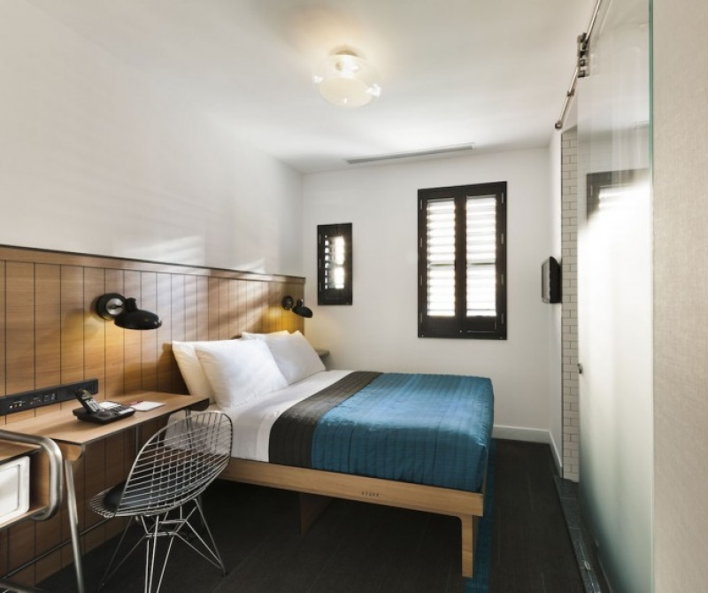 Chambre - Pod Hôtel - New York