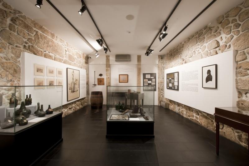 Musée - Porto Sandeman