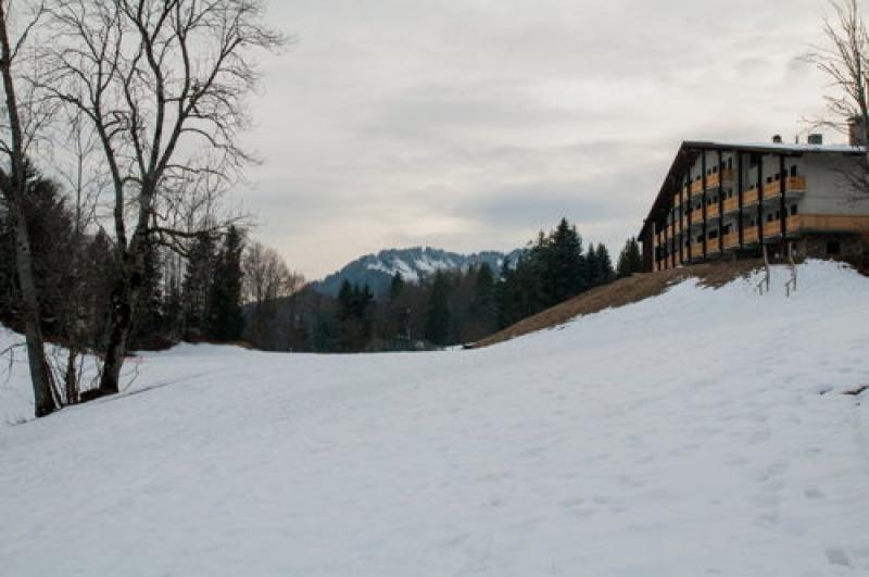 Les Balcons du Mont Blanc ULVF - Saint Nicolas la Chapelle - neige