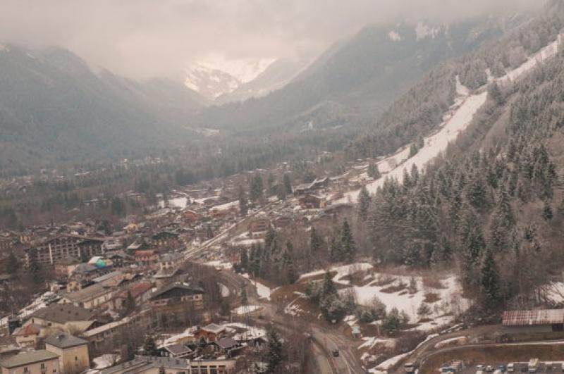 Le paysage est grandiose - Mont-Blanc