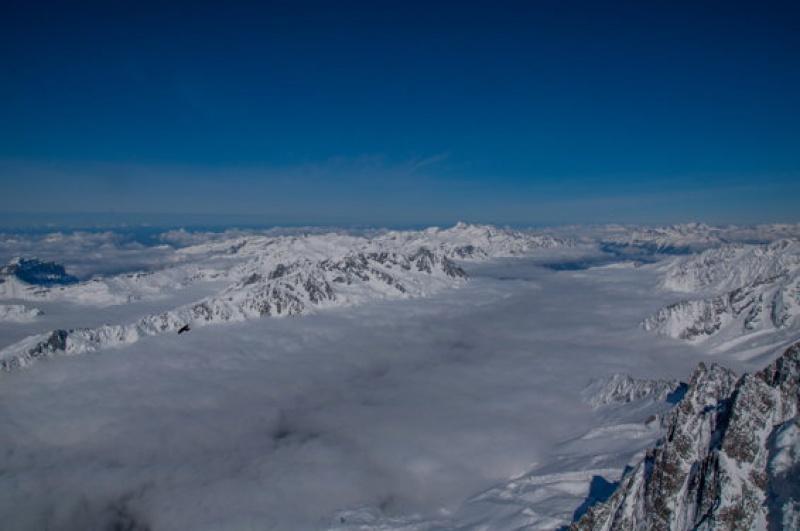 Panorama de dingue - Mont-Blanc