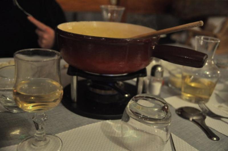 Prêtes pour une fondue savoyarde ?