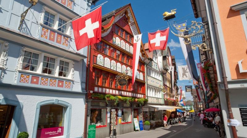 villages traditionnels - Suisse
