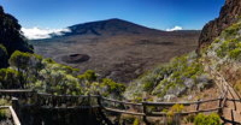 Faire un tour du monde : la Réunion