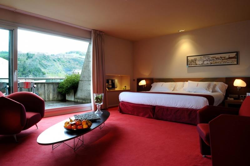 Chambre - Silken Gran Hotel Domine - Bilbao