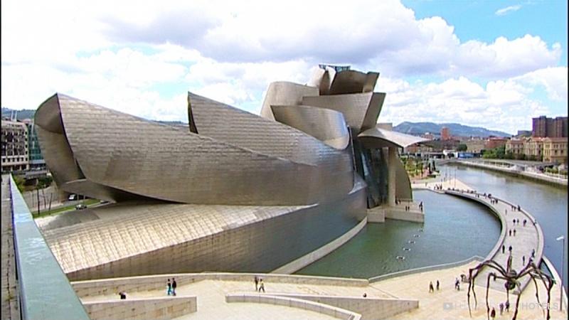 Le Musée d'art contemporain - Bilbao
