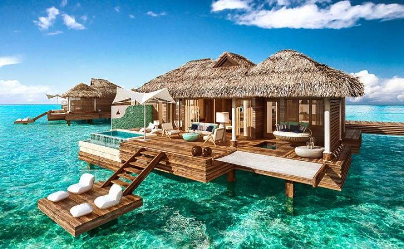 Océan - Sandals Royal Caribbean Resort & spa - Jamaïque