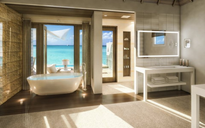 Salle de bain - Sandals Royal Caribbean Resort & spa - Jamaïque