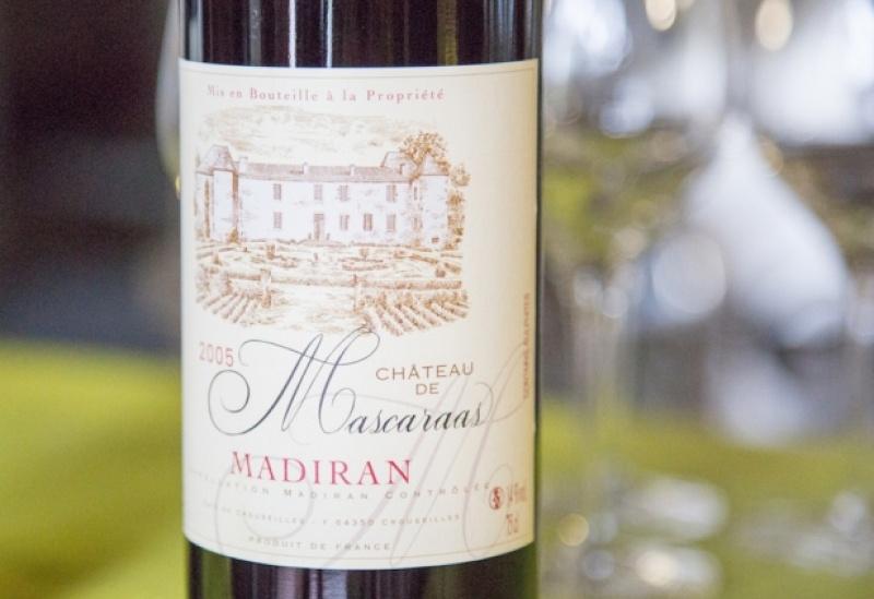 Un château de Mascaraas pour fêter le Madiran !