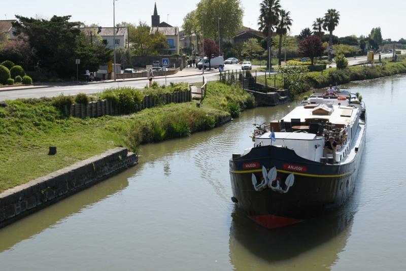 Péniche - Canal du Midi