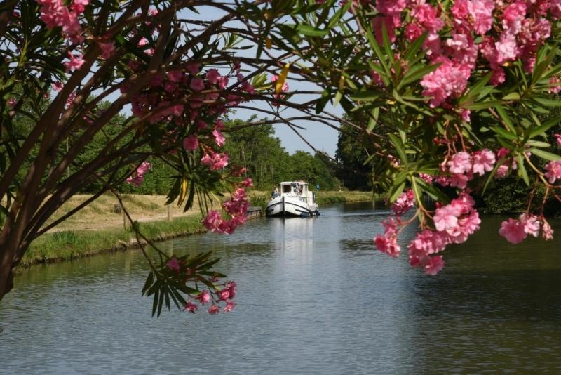 Canal du Midi - Portiragnes