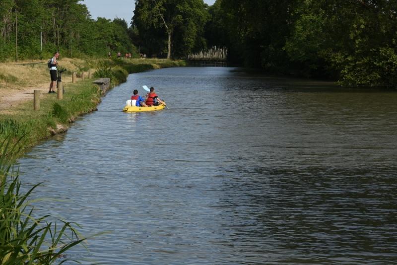 Berges - Canal du Midi